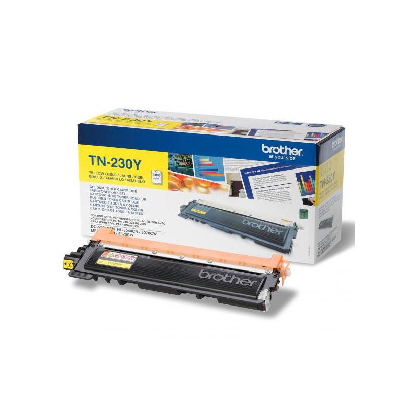 Toner Brother TN230Y do...